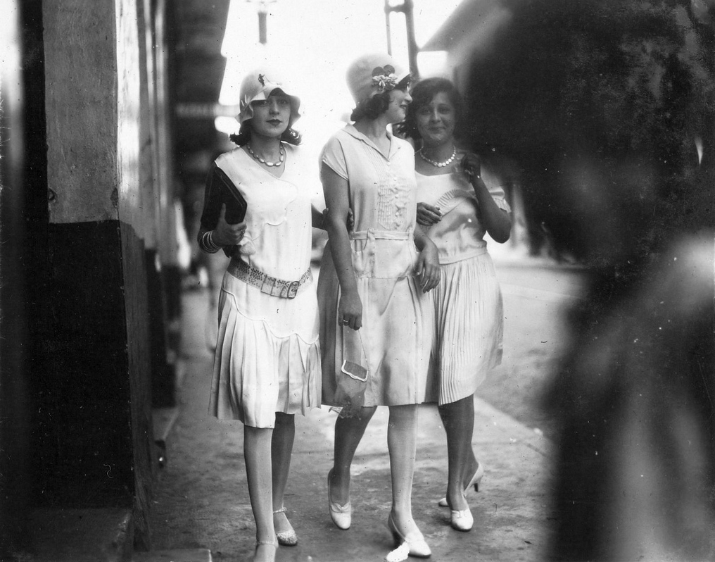 flappers panama años 20 (1)