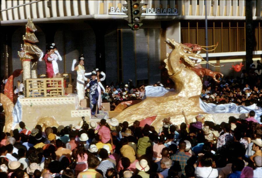 Fotos del carnaval de 1962