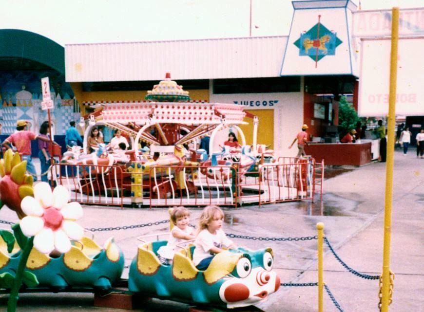 El parque de diversiones El Dorado