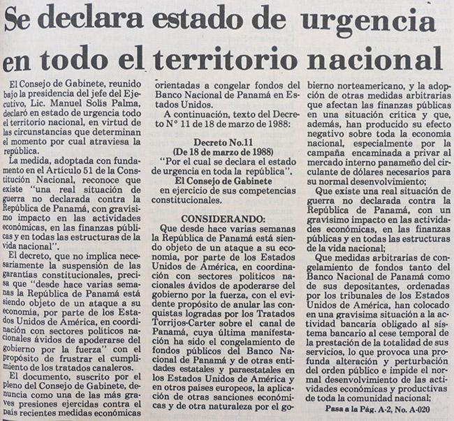 18 marzo 1988