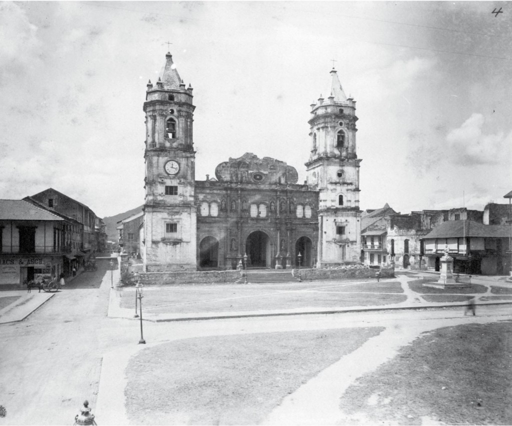 Catedral panama 1885