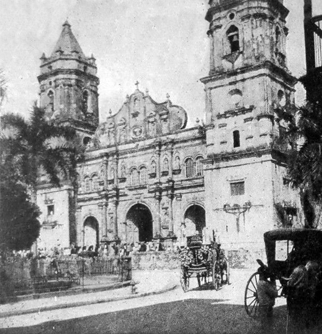 catedral año 1900