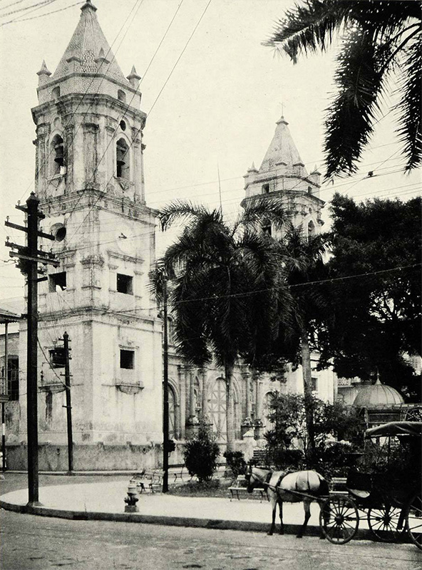 catedral año 1921