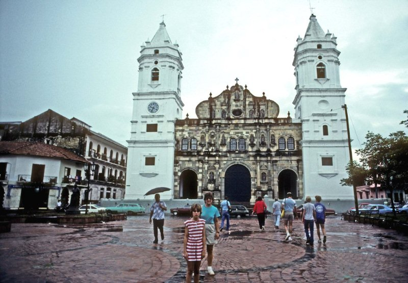 catedral año 1984