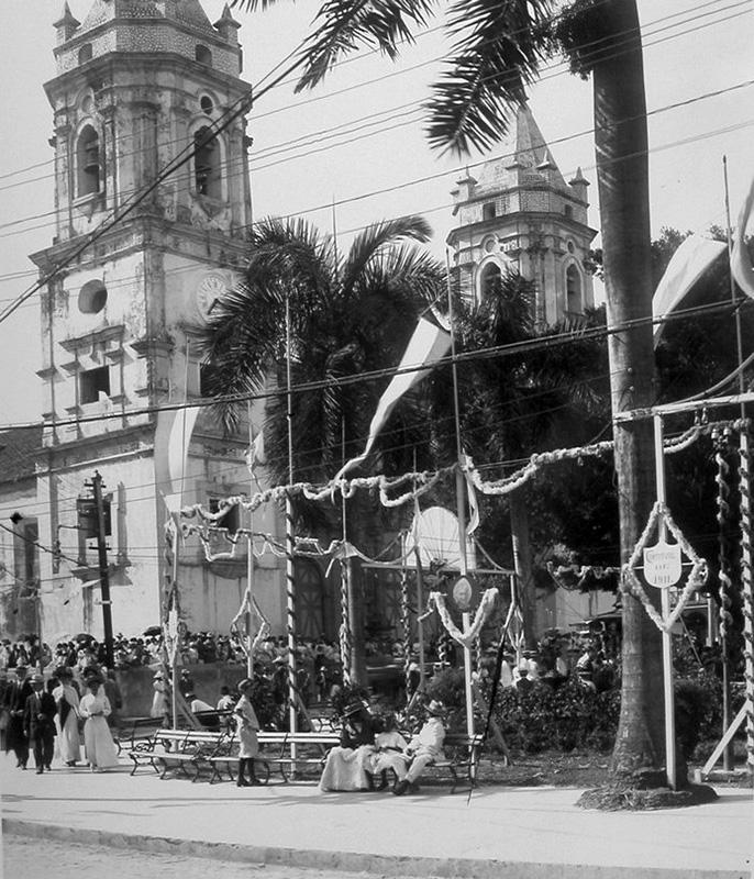 catedral decada 1910