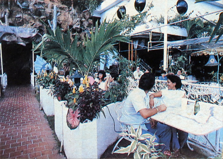 El Restaurante La Cascada