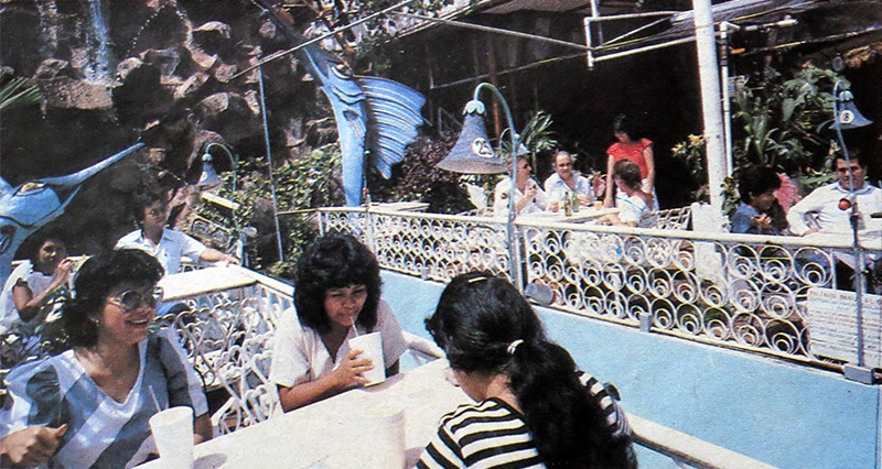 Restaurante La cascada Panama