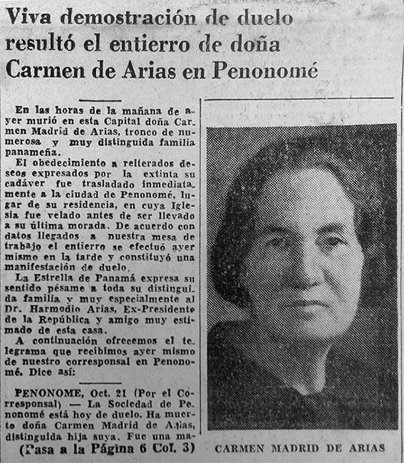 Arnulfo Arias Madrid