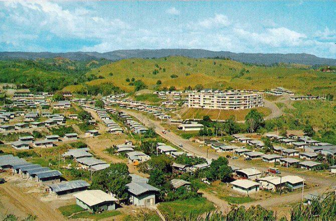 La historia del distrito de San Miguelito