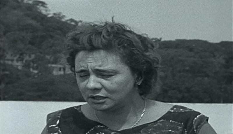 La vida de Thelma King Harrison
