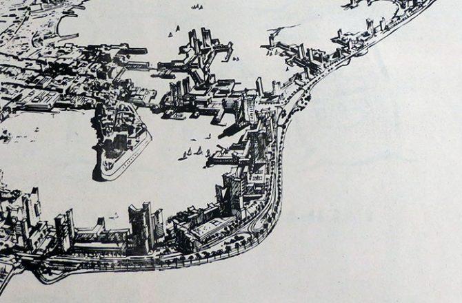 La Ciudad Marina que nunca fue