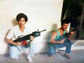 Árabes protegen la Zona Libre en la invasión de 1989