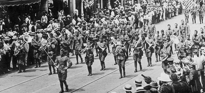 ¿Cómo los panameños celebraron el fin de la Primera Guerra Mundial?
