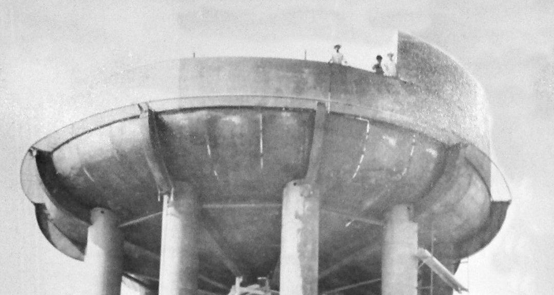 """Historia del tanque de agua """"Chitré Progresa"""""""