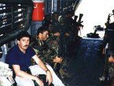 El agente de la DEA que arrestó a Manuel Antonio Noriega