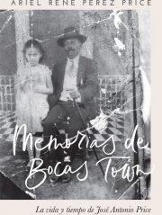 portada Memorias de Bocas Town