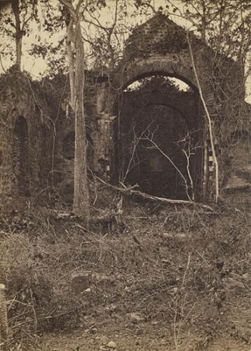 1875 Church of Las Monjas