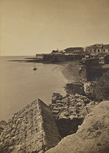 1875 a walk around the walls
