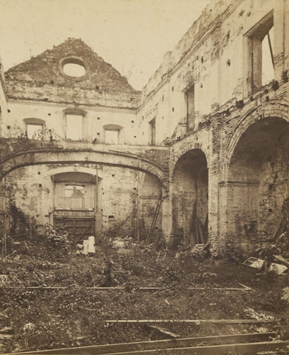 1875 iglesia de San Domingo