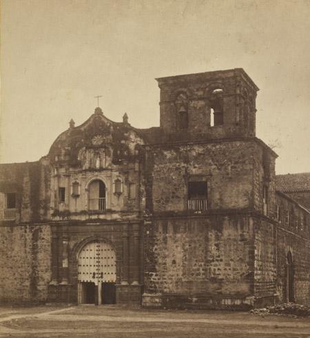 1875 iglesia de San Francisco