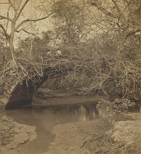 1875 panama viejo puente de calle portobelo