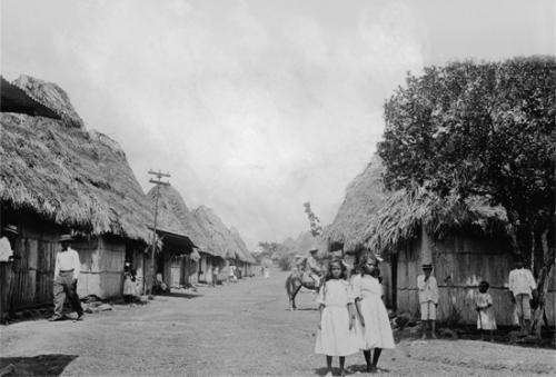 Arrajan decada 1910