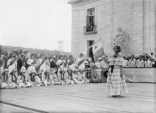 celebracio 4 julio año 1918