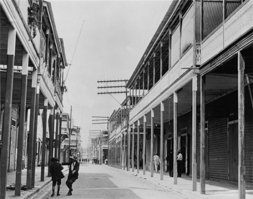 ciudad colon decada 1910