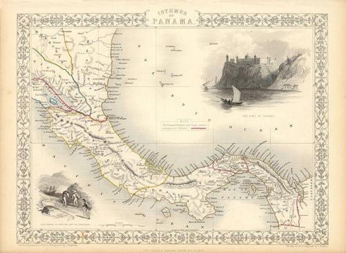 panama 1851