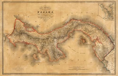 panama 1864