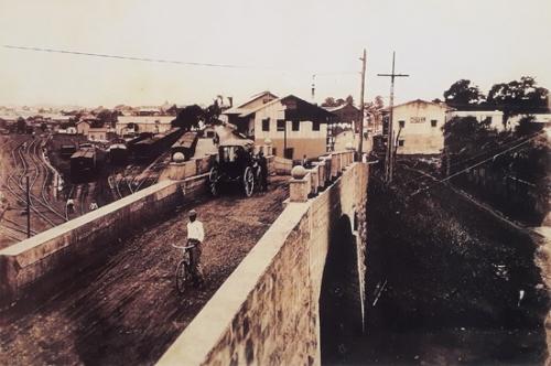 puente de calidonia 1904