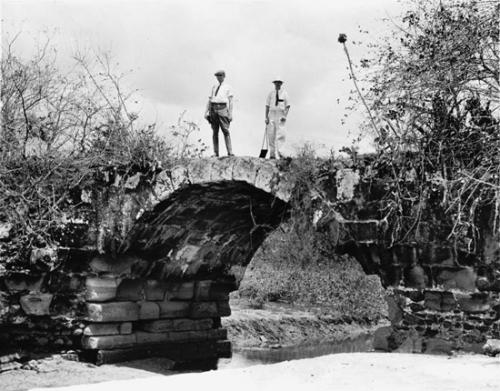 puente del rey decada 1910